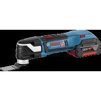 Аккумуляторный универсальный резак Bosch GOP 18 V-EC